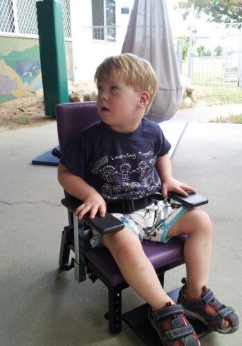 Ben in chair