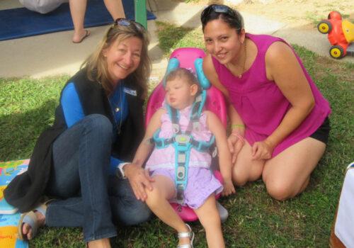 Tahlia, Me & Cassandra